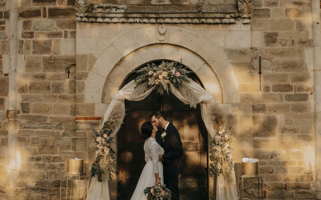Religious wedding ceremony in a church: what to consider
