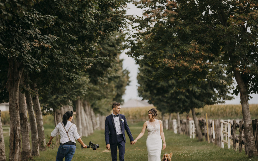 Wedding videographer: how to look for a professional one