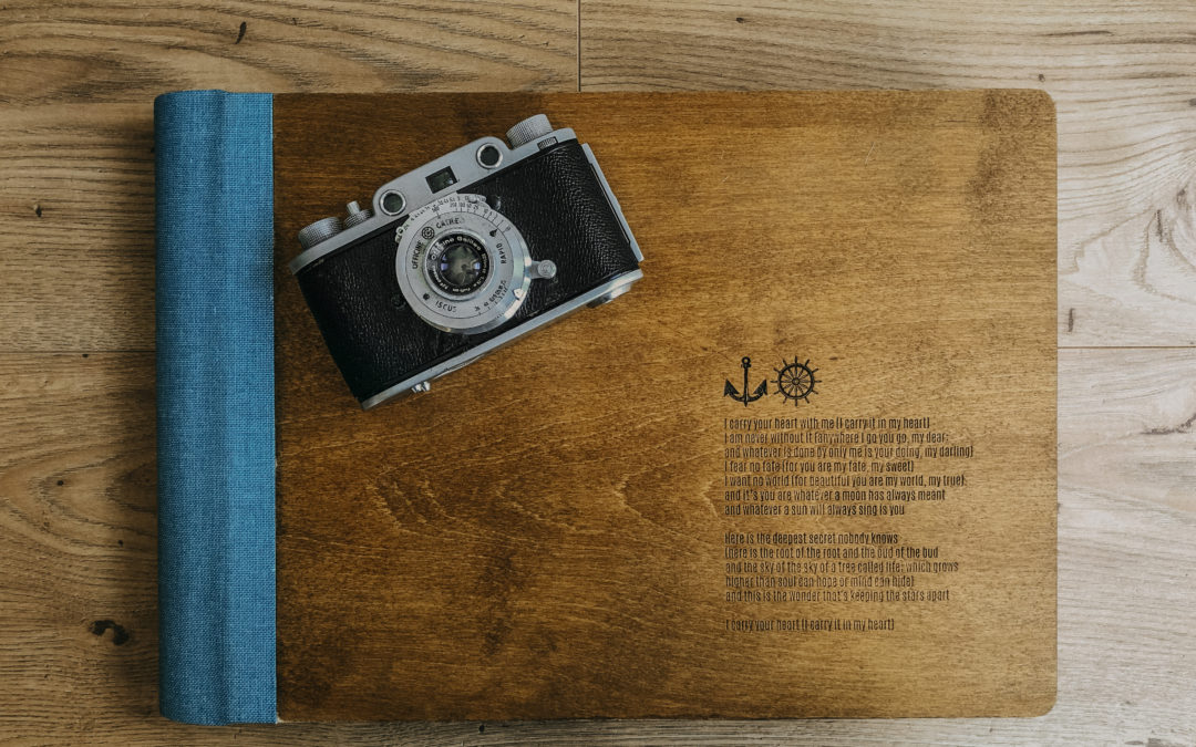 Wedding photo album, how many combinations are available?